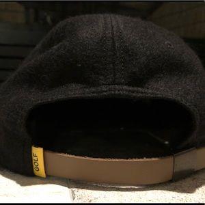 """0a78615401a7 Golf Wang Accessories - Golf Wang 3D """"G"""" Logo Wool Hat."""